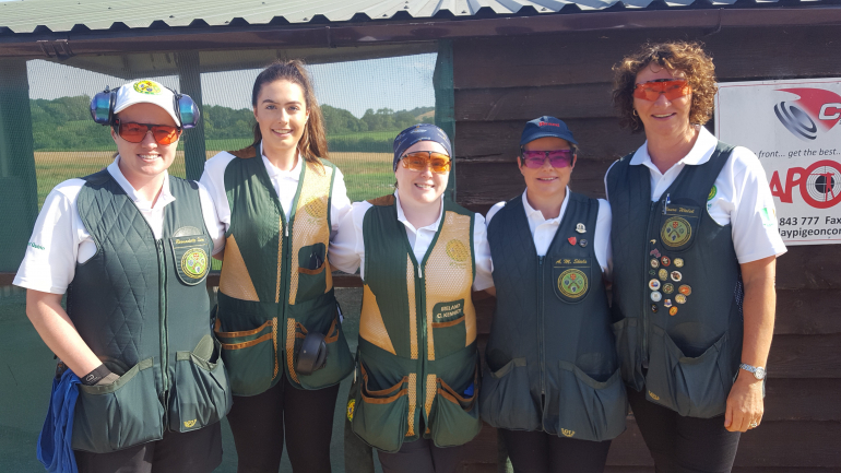 Irish Clay Target Shooting Association